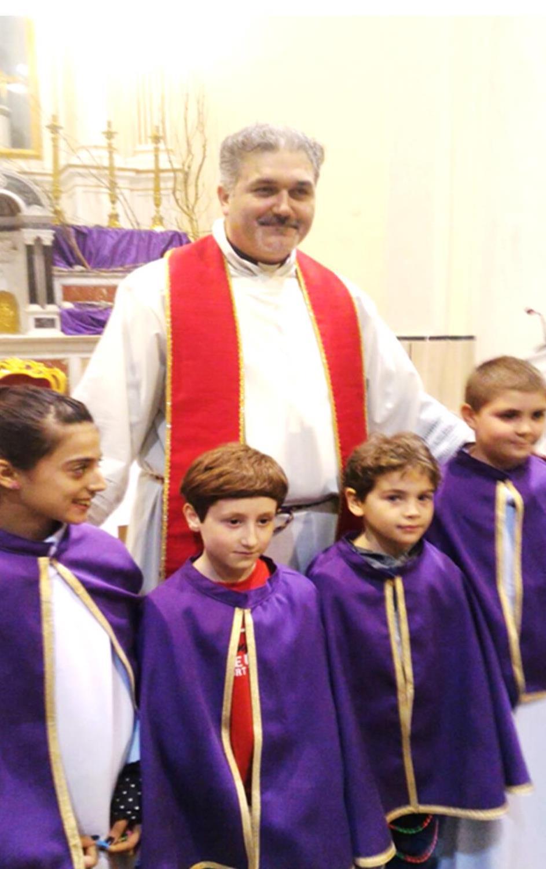 pastori di incontri Congregazione